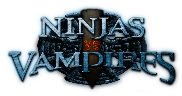Ninjas Versus Vampires - A dramatic/comedic movie with action and horror elements